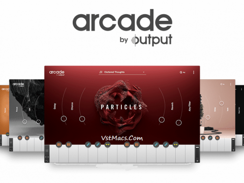 Arcade Output VST Crack