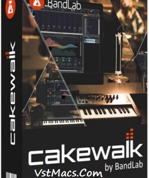 BandLab Cakewalk Crack Mac