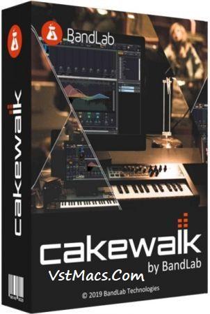 BandLab Cakewalk Crack Mac