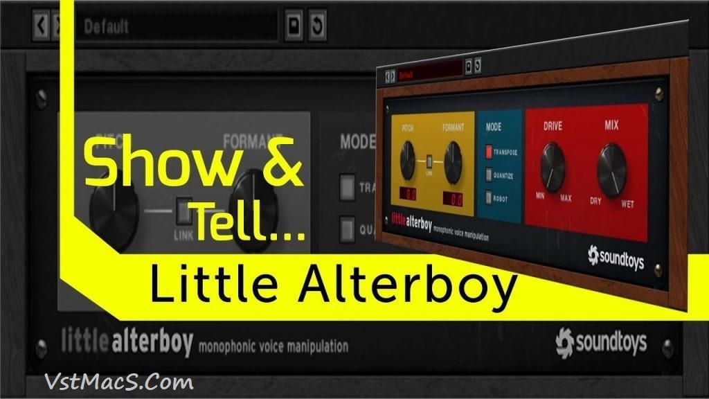 Little AlterBoy VST Torrent