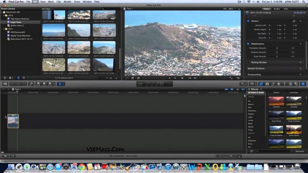 FCPX Stabilizer Crack