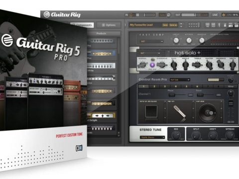 Guitar Rig 5 VST Crack