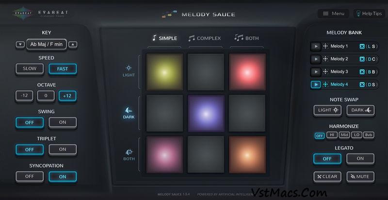 Melody Sauce VST