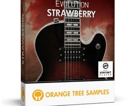 Orange Tree Evolution Strawberry VST Crack