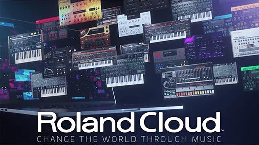 Roland Cloud Legendary Aira Total