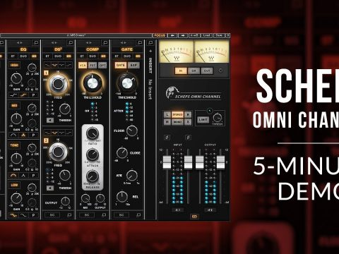 Scheps Omni Channel VST