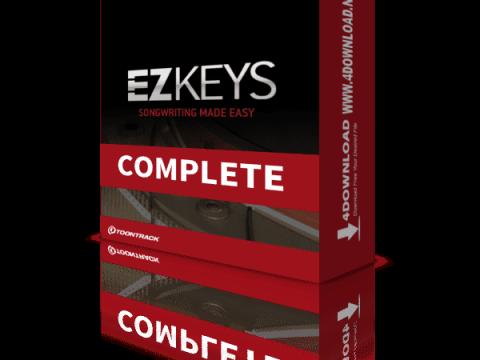 Toontrack EZkeys Complete VST