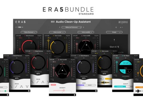 Accusonus ERA 5 Bundle Pro