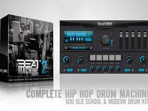 Beat Machine 2 VST Crack Mac