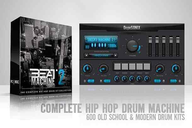 Beat Machine 2 VST Crack Mac