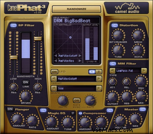 CamelCrusher VST Torrent