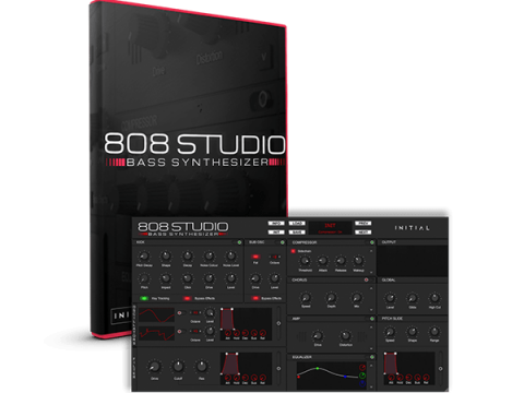 Initial Audio 808 Studio VST Crack