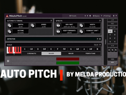 MAutoPitch 2021 VST Crack + Torrent