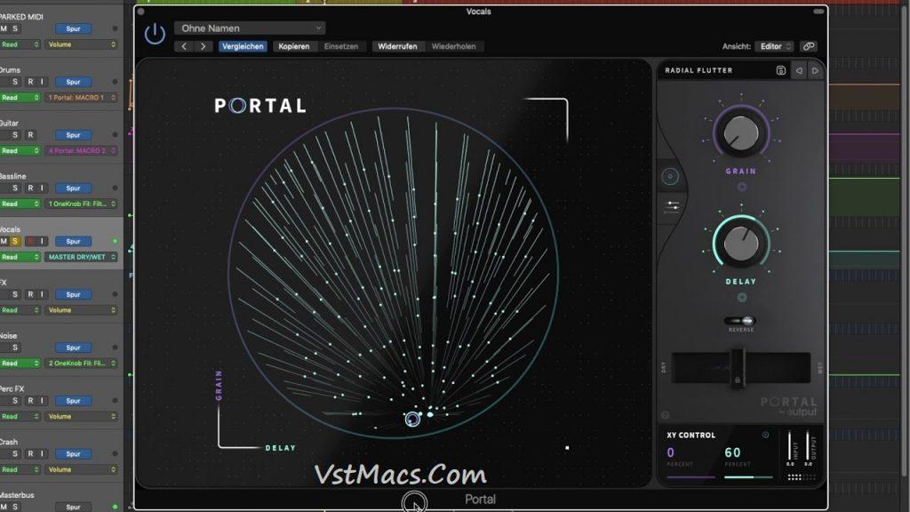 Output Portal Mac