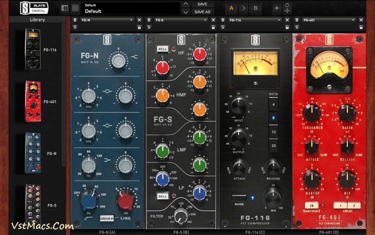 Slate Digital VMR Complete Bundle VST Crack