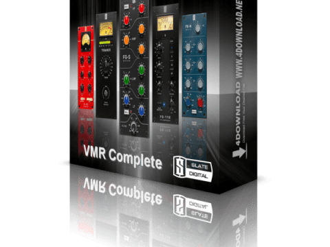 VMR Complete Bundle VST Crack