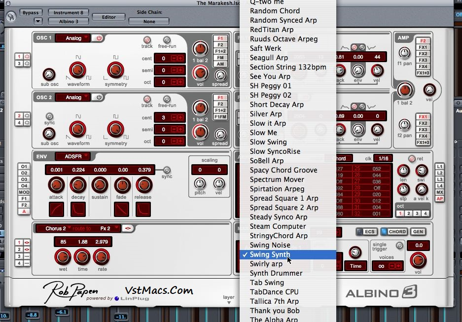 Albino 3 VST Torrent