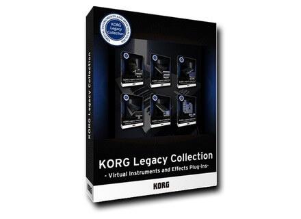 Korg Legacy Special Collection VST Crack
