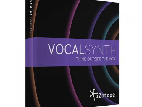 iZotope VocalSynth VST Crack