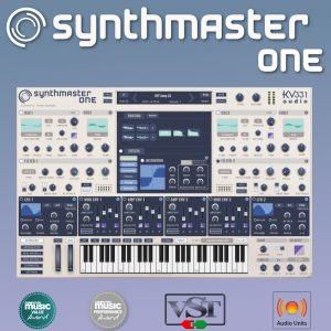 kv331 SynthMaster One Crack