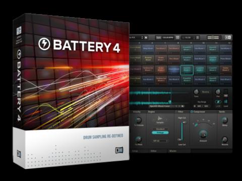 Battery 4 VST Crack