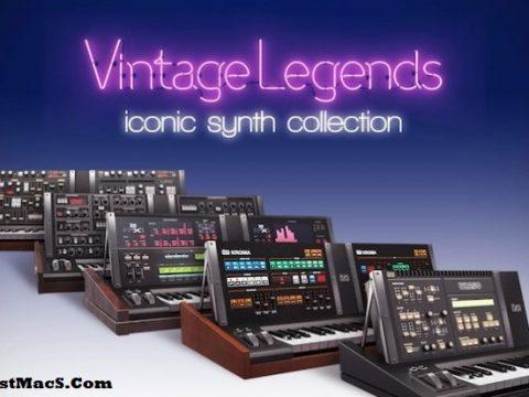 UVI Vintage Legends VST Crack