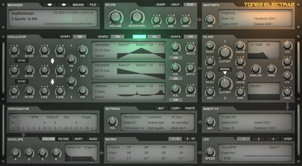 ElectraX VST Electra2 Free Download