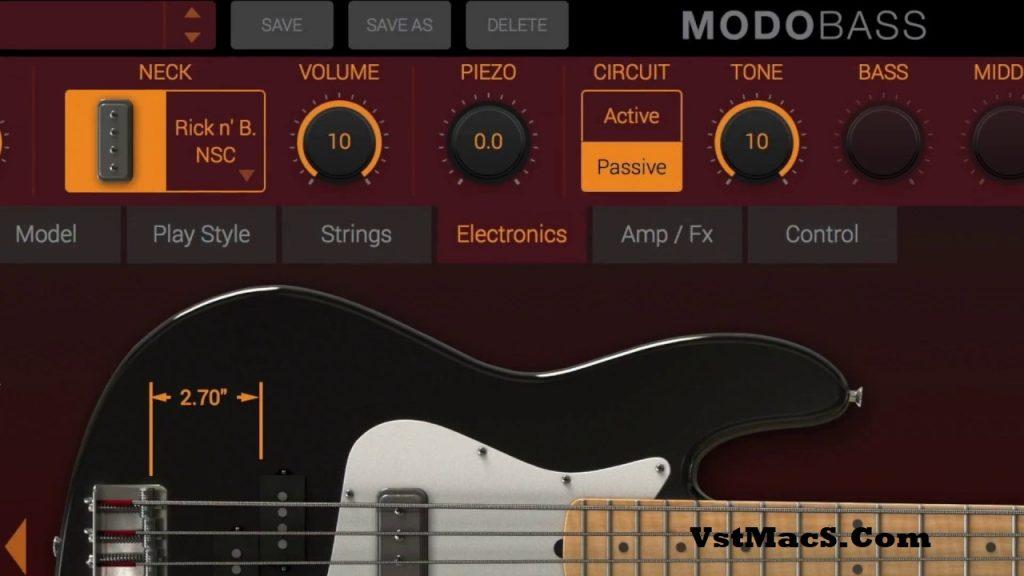 Modo Bass 1.5.2 VST Crack