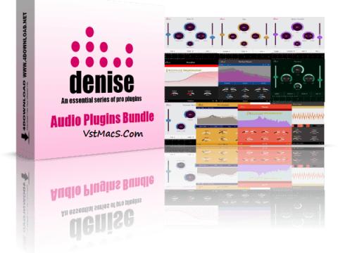 Denise Audio Plugins Bundle Free Download